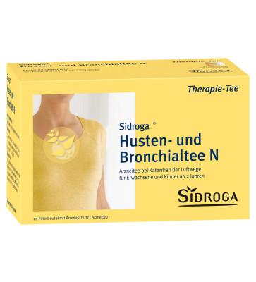 Sidroga Husten- und Bronchialtee