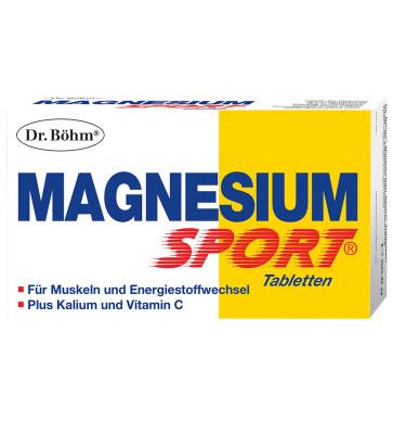 Dr. Böhm Magnesium Sport Tabletten 60St