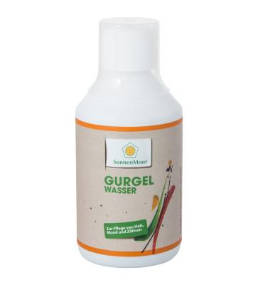 SonnenMoor Gurgelwasser mit Alkohol 500ml