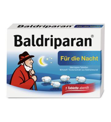 Baldriparan Nacht Tabletten 60St