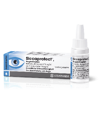 Siccaprotect Augentropfen 10ml