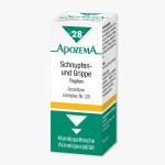 Apozema Tropfen Nr 28 Schnupfen & Grippe 50ml