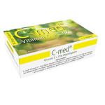 C-Med Vitamin C + Zink Depotkapseln 60St