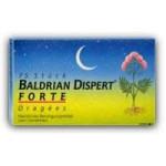 Baldrian Dispert Forte Dragees 75St
