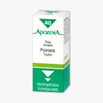 Apozema Tropfen Nr 40 Psoriasis 50ml