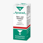 Apozema Tropfen Nr 18 Herz- & Kreislauf 50ml