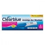 Clearblue Digital Schwangerschaftstest mit Wochenbestimmung 2St
