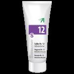 Schüßler Mineralstoff-Salbe Nr. 12 Calcium Sulfat 200ml