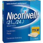 Nicotinell Transdermales Pflaster TTS 30 7St