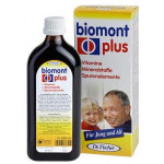 Biomont plus Dr. Fischer Elixier 250ml