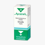 Apozema Tropfen Nr 31 Sinusitis 50ml