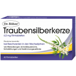 Dr. Böhm Traubensilberkerze 6,5mg Filmtabletten 60St