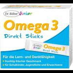 Dr. Böhm Junior Omega 3 Direkt Sticks 20St