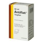 Antiflat Tropfen plus Dosierspender 50ml