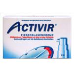 Activir Fieberblasencreme Pumpspender 2g