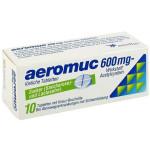 Aeromuc Brausetabletten 600mg 10St