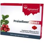Alpinamed Preiselbeer direkt 30St