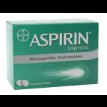 Aspirin Express Tabletten 500mg 40St