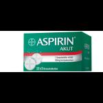 Aspirin Akut Migräne Brausetabletten 12St