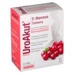 Biogelat Uroakut Granulat D-Mannose + Cranberry 10St