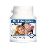 Bockshornklee +Zink 120St