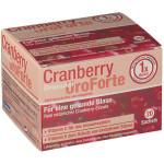 Biogelat Cranberry UroForte Granulat 20St