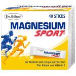 Dr. Böhm Magnesium Sport Direkt-Sticks 40 Stk.
