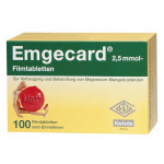 Emgecard 2,5mmol Filmtabletten 100St