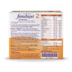 Femibion 2 Schwangerschaft 56 Stück Tbl + Kps