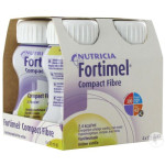 Fortimel Compact Fibre Vanille 4x125ml