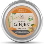 Ingwer Pastillen Ginjer Orange Bio 40g
