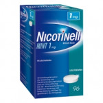 Nicotinell Lutschtabletten Mint 1mg 96St