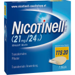 Nicotinell Transdermales Pflaster TTS 20 28St