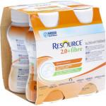 Resource 2.0 Fibre Aprikose 4x200ml