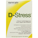 D-Stress Energy 80St