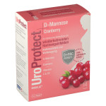 Biogelat Uroprotect/Gran D-Mannose +Cranberry 14St