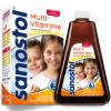 Sanostol Multi-Vitamine ohne Zucker 460ml